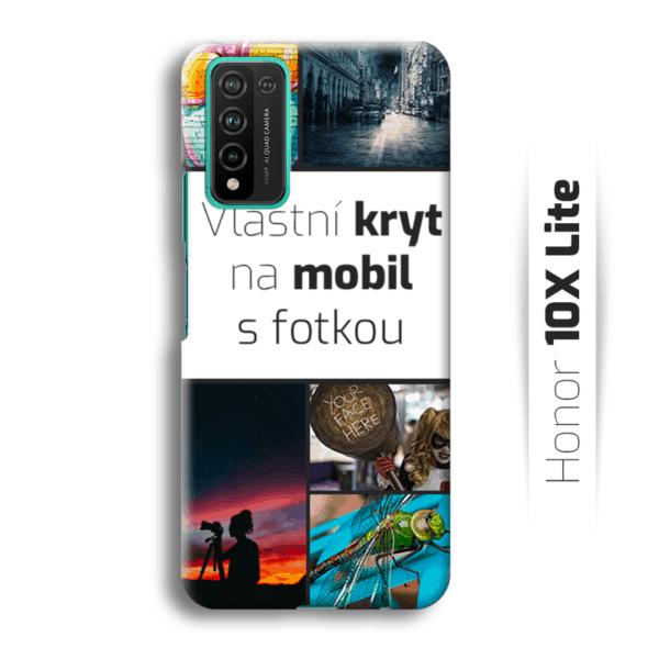 Vlastní kryt na mobil Honor 10X Lite