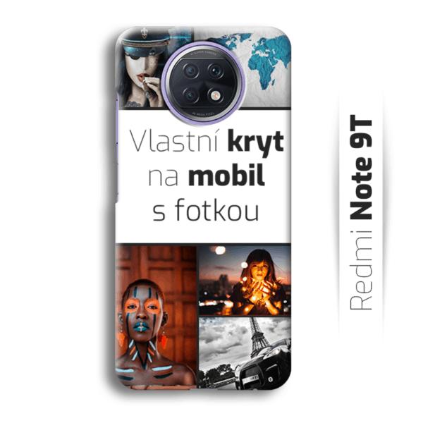 Vlastní kryt na mobil Xiaomi Redmi Note 9T
