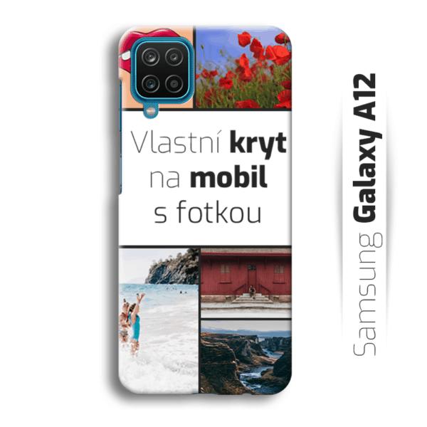 Vlastní kryt na mobil Samsung Galaxy A12