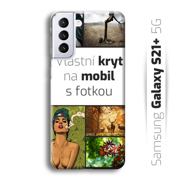 Vlastní kryt na mobil Samsung Galaxy S21+ 5G