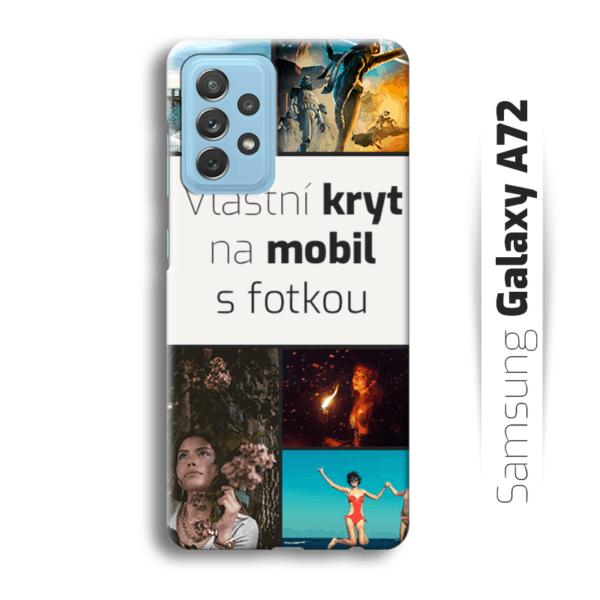 Vlastní kryt na mobil Samsung Galaxy A72
