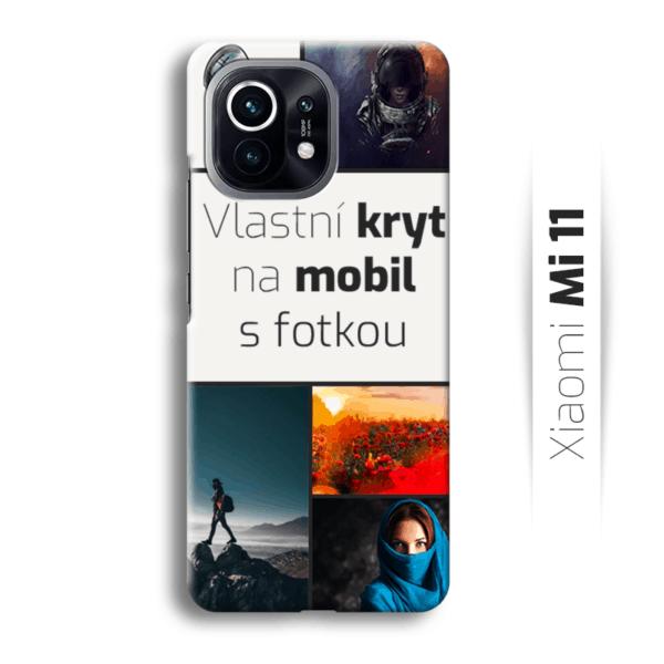 Vlastní kryt na mobil Xiaomi Mi 11