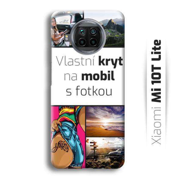 Vlastní kryt na mobil Xiaomi Mi 10T Lite
