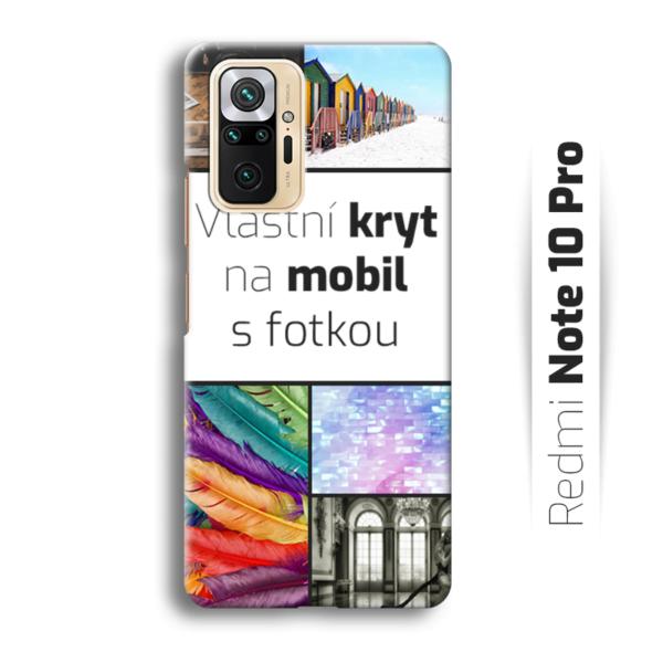 Vlastní kryt na mobil Xiaomi Redmi Note 10 Pro