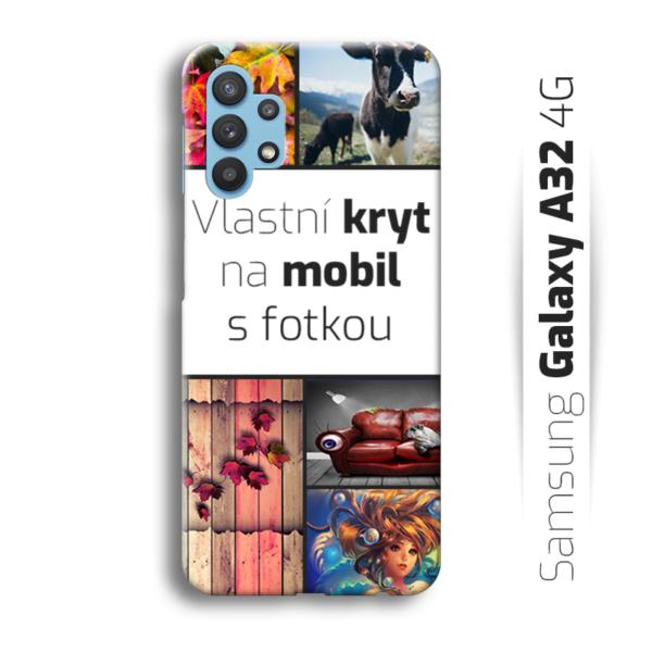 Vlastní kryt na mobil Samsung Galaxy A32 4G