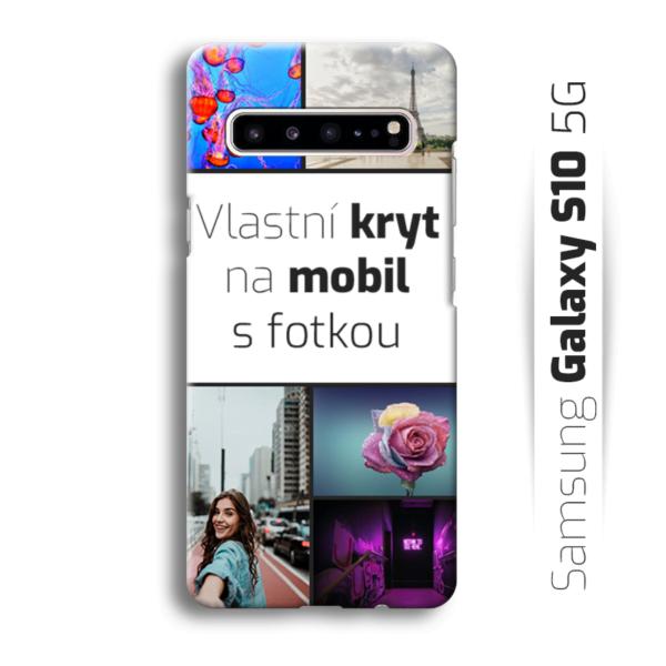 Vlastní kryt na mobil Samsung Galaxy S10 5G