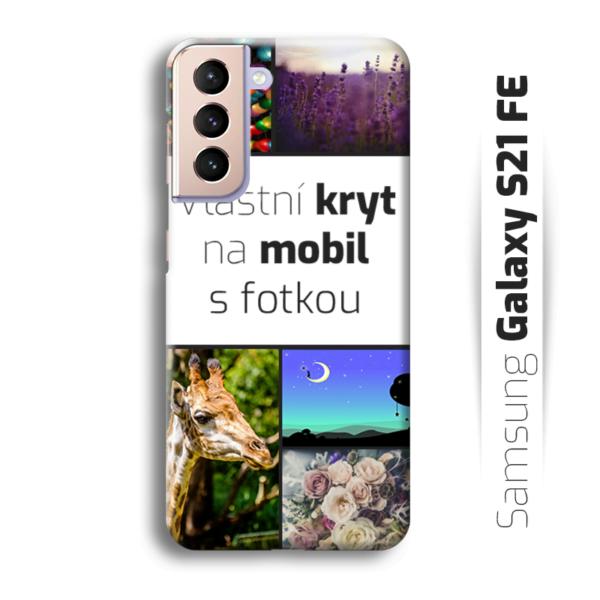 Vlastní kryt na mobil Samsung Galaxy S21 FE
