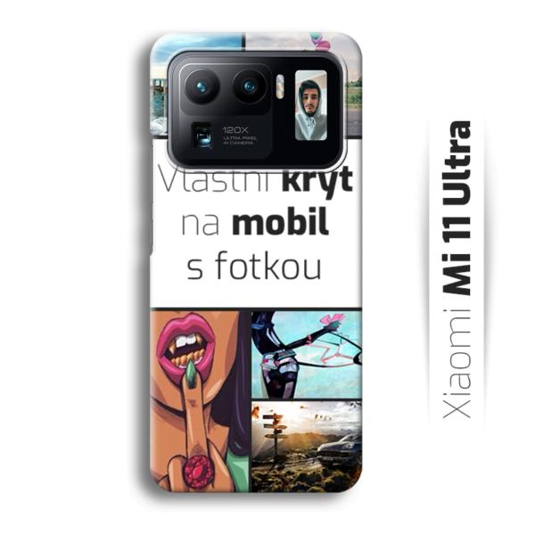 Vlastní kryt na mobil Xiaomi Mi 11 Ultra